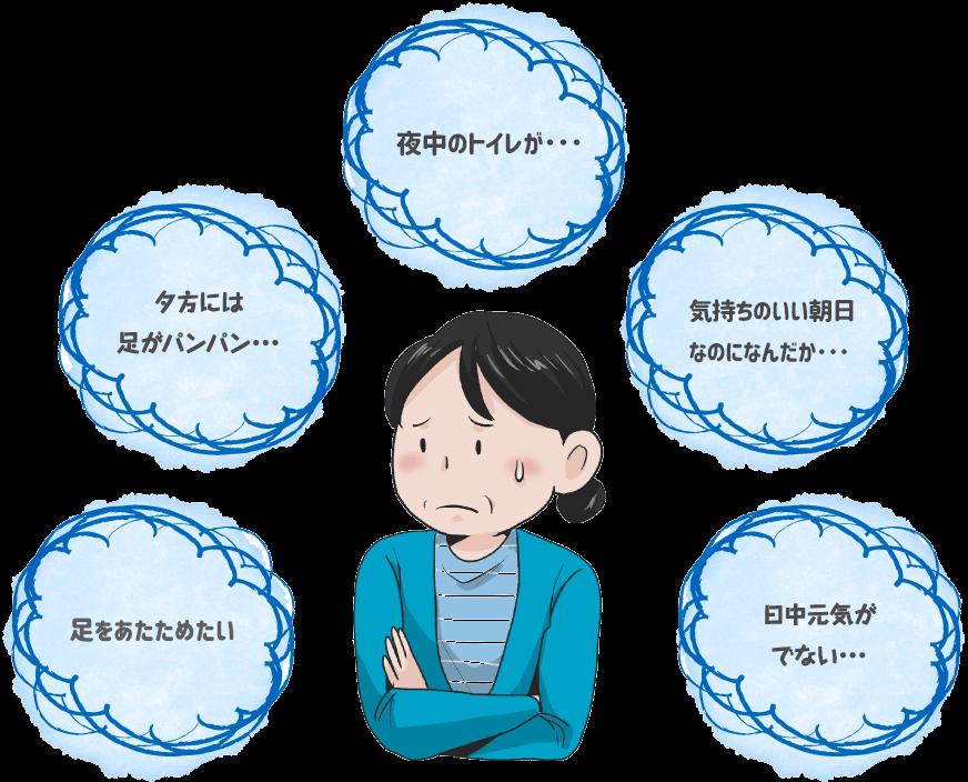 Woman Character
